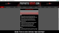 Check                     Out http://www.Prophetic-News.com